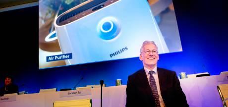 Philips-baas Van Houten: 'Spannende tijd' door handelsoorlogen