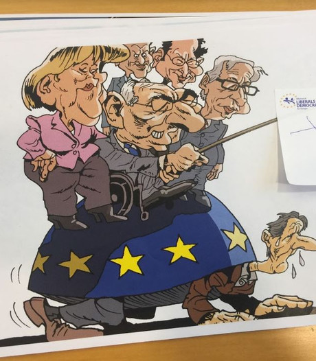 'Europarlement censureert cartoons'