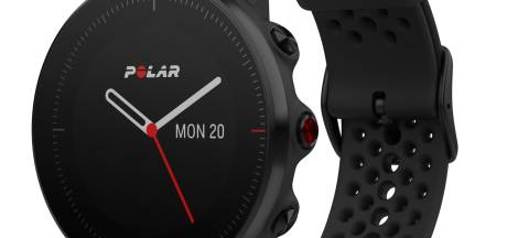 Slim horloge van Polar: geen smartwatch, wel geschikt voor sporter