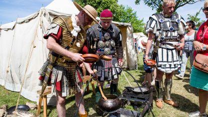 Oudenburg ziet onder meer internationale rommelmarkt, Romeins Weekend en dancefestival Elixir in het water vallen
