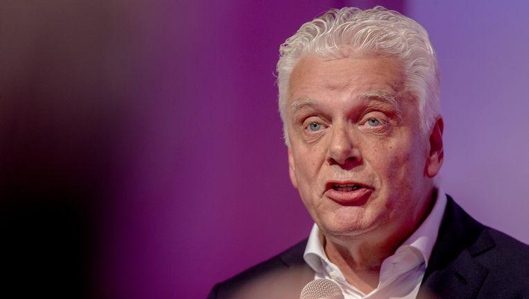 Jan Slagter (directeur omroep Max) is een van de ondertekenaars van de oproep Beeld anp