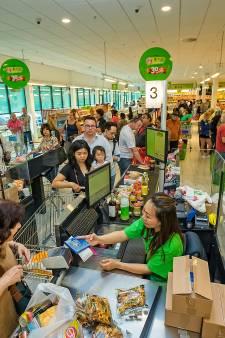 In dit Rotterdamse winkelcentrum komt een walhalla voor de liefhebbers van Aziatisch eten