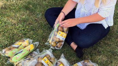 Emma (21) wil een gele kiwi-emoji in het leven roepen (en uw handtekening is welkom)