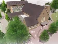 Dit plan is favoriet bij de WUR voor de Aula in Wageningen: debatcentrum à la de Rode Hoed