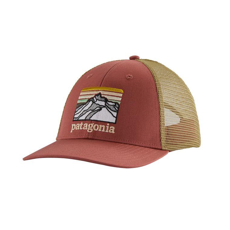 Trucker hat van Patagonia. Prijs: 35 euro. Beeld