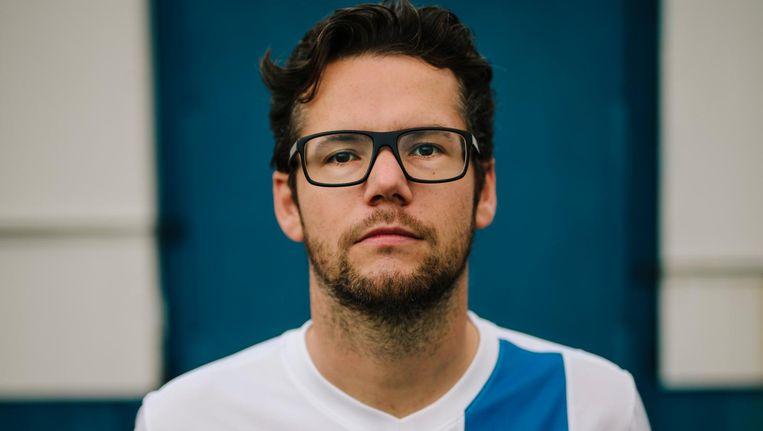 Nick Klaessens: 'Ik heb opgeschreven zoals het gaat in mijn team, niets is aangezet.' Beeld Marc Driessen