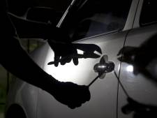 Minder voertuigen gestolen in 2017, grootste daling in Oost-Nederland