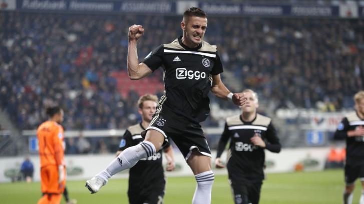 Ook Ajax wint simpel, maar Benfica is straks andere koek