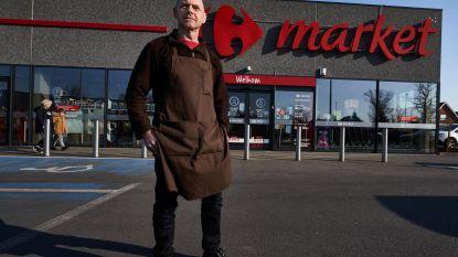 """Getuigenissen uit de supermarkt: """"Het personeel stijgt boven zichzelf uit"""""""