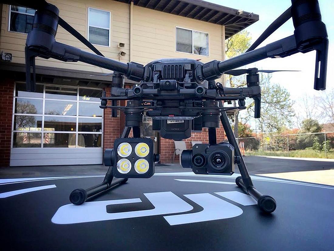 Drones worden door de provincie Gelderland ingezet om verkeerssituaties in beeld te krijgen.