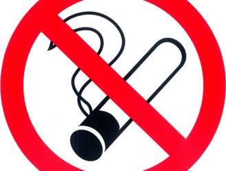 Verboden te roken in mondmaskerzone in Deinze