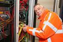 Rob Stuip is ICT-beheerder van de Uithoflijn