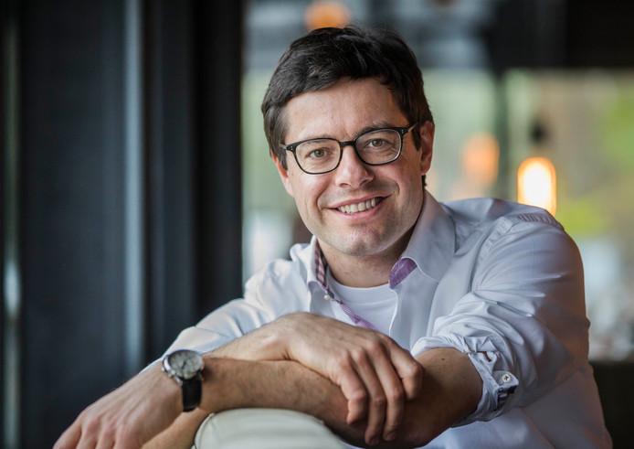 Karsten Klein is dolblij met de derde plek die het CDA hem heeft toebedeeld op de advieslijst voor het Europees Parlement.