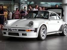 Deze elf Porsches uit de jaren tachtig krijgen een 1.000 pk sterke F1-motor