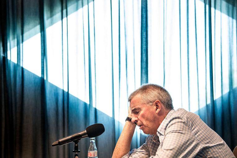 Michael O'Leary Beeld Guus Dubbelman / de Volkskrant