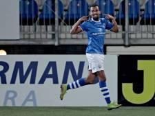 FC Den Bosch-aanvaller Ryan Trotman blijft nu rustiger voor de goal: 'Ik heb geleerd van vorig jaar'