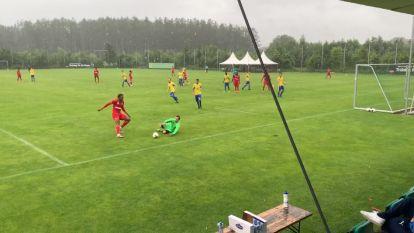 Spelers en bestuur Brasschaat niet getest voor oefenmatch, maar Antwerp klopt tweedeprovincialer met 6-0