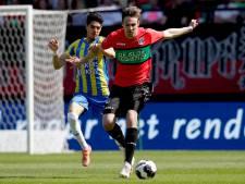 RKC Waalwijk lijdt dure nederlaag in De Goffert