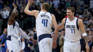 VIDEO. Dirk Nowitzki gaat Wilt Chamberlain voorbij op eeuwige topschutterslijst - Weer Belgische in de WNBA