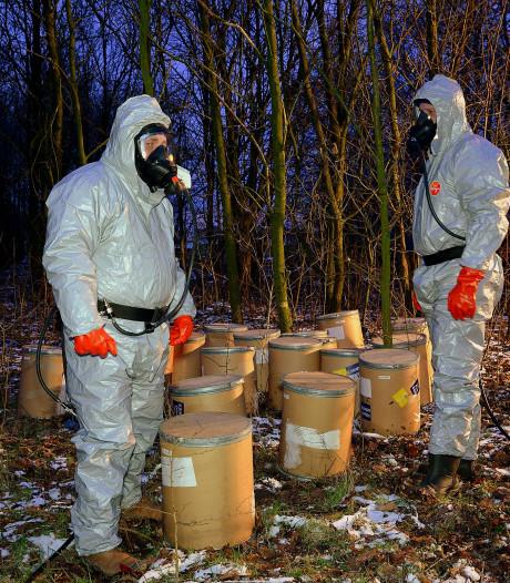 Drugsdumping bij bzv-boerin Michelle: wie draait op voor de opruimkosten van het drugsafval?