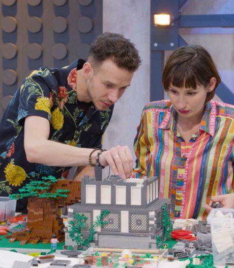 Lola uit Boxtel en haar ex Jan winnen LEGO Masters