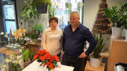 """Koppel opent zaterdag nieuwe bloemenzaak in Wingene: """"Bert is erg creatief en in zijn bloemstukken en boeketten kan hij die creativiteit kwijt"""""""