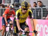 Engels blijft hoopvol: 'Roglic kan nog steeds de Giro winnen'
