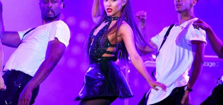 La colère d'Ariana Grande durant les Grammy Awards