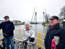 Hefbrug Waddinxveen staat als een huis, hier en daar wel onderhoud nodig
