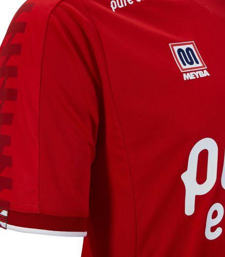 FC Twente presenteert nieuwe tenues