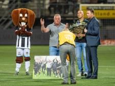 Heracles neemt afscheid van materiaalman Arnold: 'Een clubicoon minder'