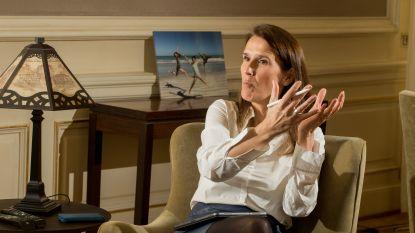 """Het eerste interview met premier Sophie Wilmès: """"Ik had maar één levensplan: moeder worden, niet premier"""""""