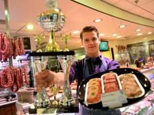 Niels (18) uit Delden wint goud met sushi van de slager