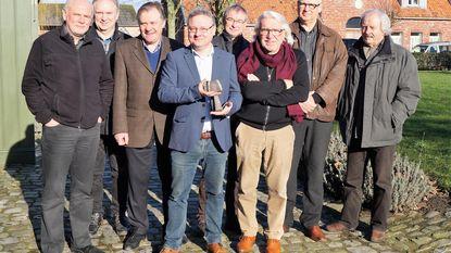 Benedict Wydooghe wint Bronzen Accordeonnetje voor Frontparadijs