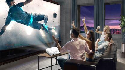 Een 4K-projector is iets voor u...