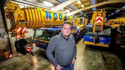 Met dank aan alle bouwprojecten: 'Noordzee Kranen' breidt uit