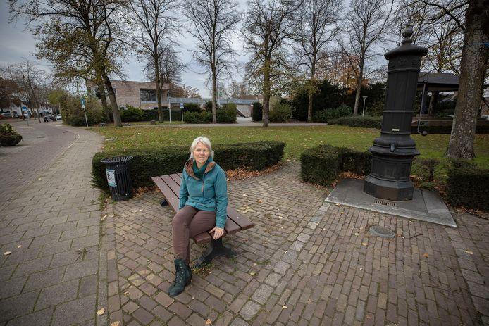 Sylvia van der Burg is met de gemeente al een jaar in overleg over het initiatief om een markt te beginnen in Acht.