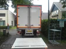 Bevoorrading horeca Hilvarenbeek via Dekanijstraat gaat door