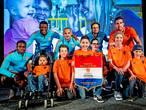 VIDEO: Zoals Sneijder zich ontfermt over zieke kinderen, dáár staat de aanvoerder van Oranje