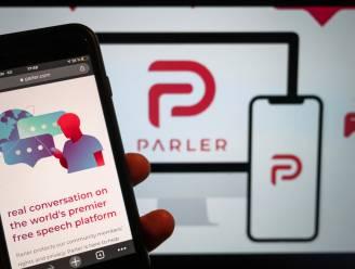 Rechtse Twittervariant Parler weer online, app nog niet in stores