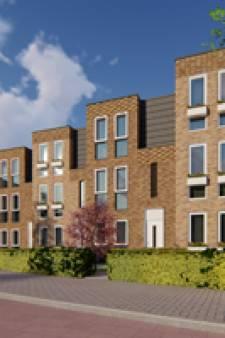 Laatste nieuwe huizen op plek Ambachtsschool Wageningen