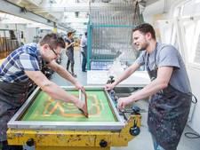 Grafisch atelier Kapitaal Utrecht: 'Wij maken iets los'