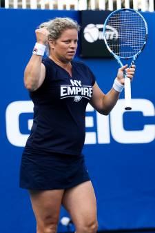 Kim Clijsters reçoit une wildcard pour un tournoi à New York