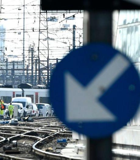 Préavis de grève sur le rail le 19 décembre prochain