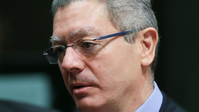 Le ministre espagnol de la Justice, Alberto Ruiz Gallardon.