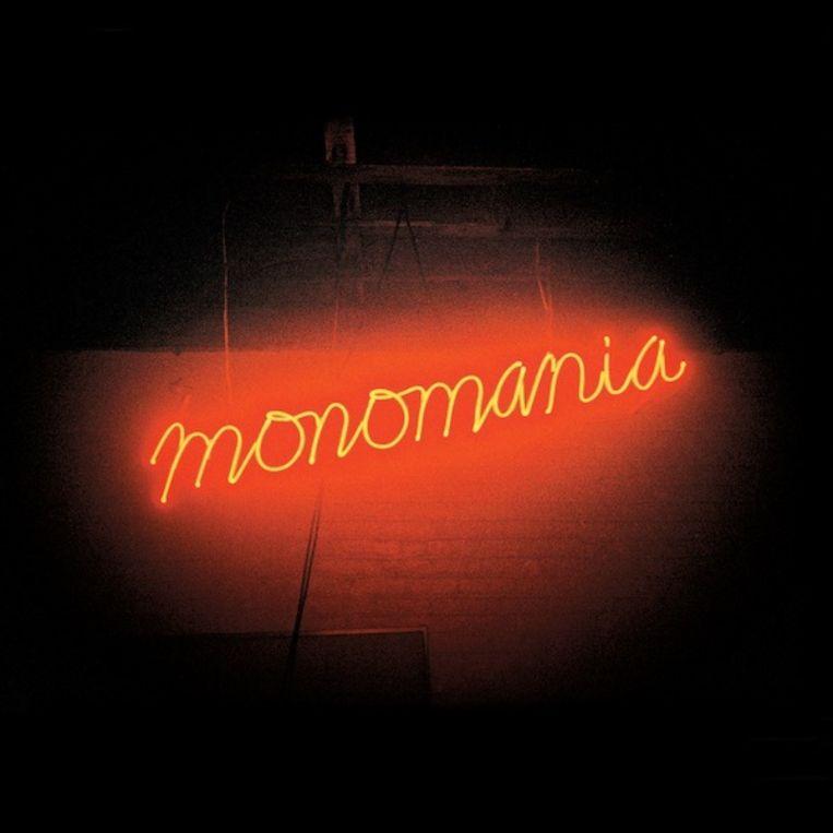 Albumhoes Monomania Beeld -