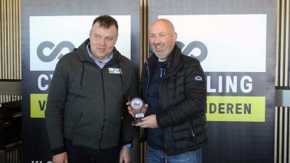 Cycling Team Glabbeek gehuldigd door wielerbond