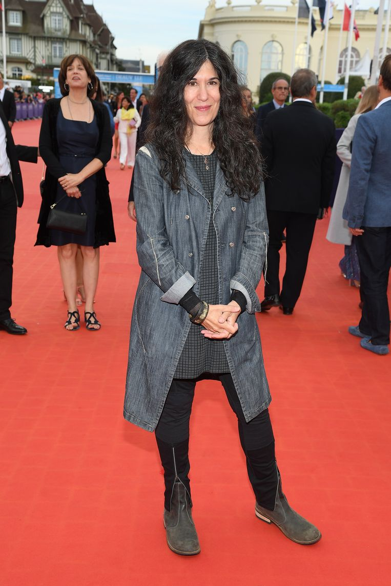 Debra Granik op het 44ste Deauville American Film Festival op 8 september  2018 in Deauville, Frankrijk.  Beeld Getty Images