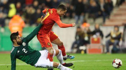 Vertonghen fit, Eden Hazard niet op training