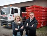 Haverkamp uit Enschede spint garen bij invoering van diftar